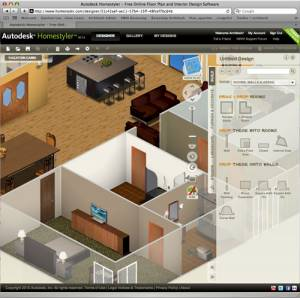 Autodesk homestyler 3d software windows freeware autodesk Free 3d design software online